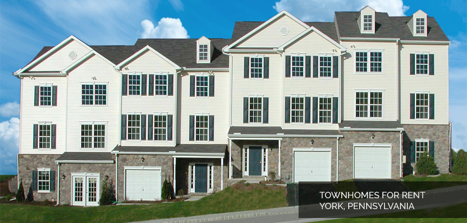woodcrest hills brand new townhouses for rent in york pa